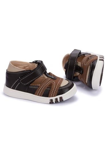 Kiko Kids Bebek Ayakkabısı Kahve